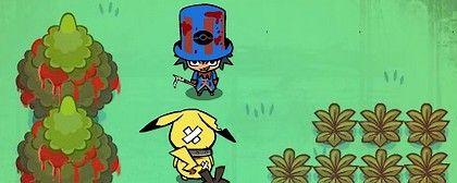 Pokemon Black & Blue Gotta Free'em all!