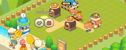 Restaurant Paradise: Sim Game