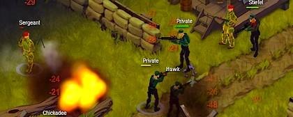 RiotZone - válka v džungli ve vašem prohlížeči