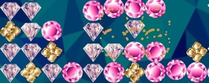 Rotating Diamonds