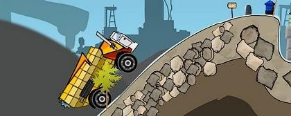 Rusty Truck Race