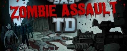 SAS Zombie Assault TD