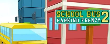School Bus Parking F 2