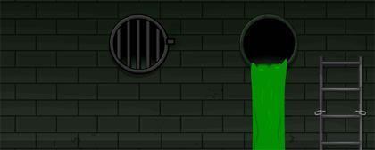 Sewer Tunnel Escape