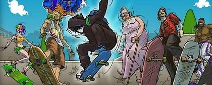 Skater SK8er 2
