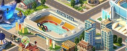 Sochi 2014: Olympic Games resort