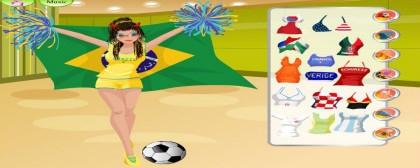 Sporty Soccer Fashion