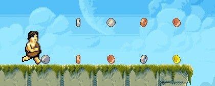 Super Jumping Caveman