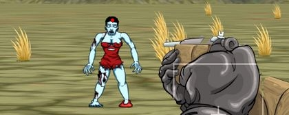 Super Zombie Hunter (Range of the Dead)