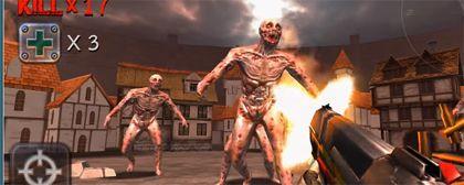 Titan Zombie Attack!