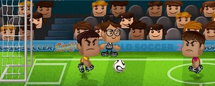 World Soccer Striker 2014