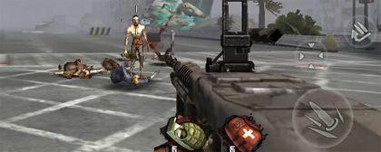 Zombie Frontier 3 - Shot Target