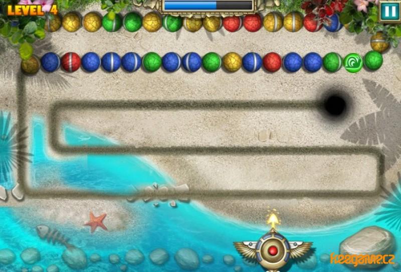 Marble Legend 2 Freegame Cz
