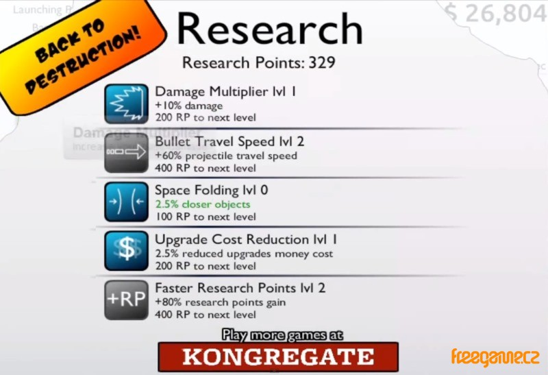 Learn to fly idle research