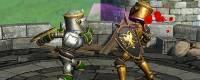 Sword vs. Sword