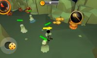 Scary Cave Stealth Escape 3D
