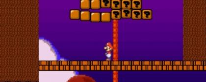 Mario's Halloween Treat