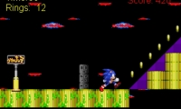 Sonic Blast In Time Zone 2