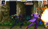 King of Fighters vs. Mortal Kombat