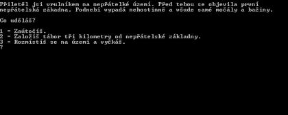 Mise ŠKORPIÓN