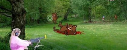Bear Gunner
