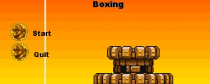Super Mario Boxing