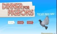 Dinner for Pigeons