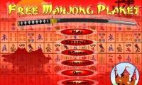 Free Planet Mahjong