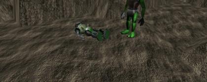 An Aliens Tale