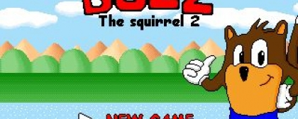 Buzz The Squirel 2