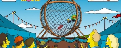 Simpsons The Ball of Death