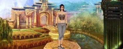 Jade Dynasty MMORPG