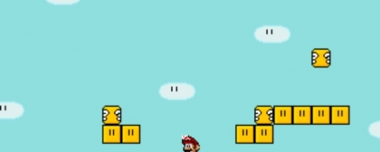 Super Mario Oregon