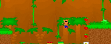 Crash Bandicoot 2D