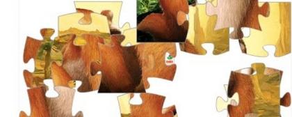 Ice Age Diego Jigsaw Puzzle
