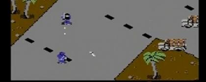 Commando C64 Remake