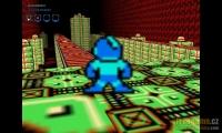 Megaman 3d