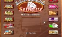 Silver Klondike Solitaire