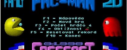 Family Pac - Man 2D