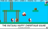 The Satama Happy Christmas Game