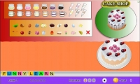 Cake shop - Funny learn