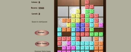 Doorsets Tetris