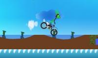 Extreme Wheelie Biker