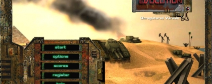 Tanks Evolution