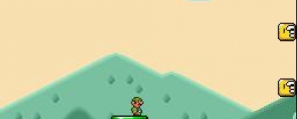Super Luigi against Stella Kaka