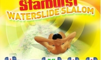 Starburst Waterslide Slalom