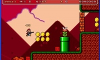 Super Mario World:Mario in Training