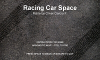 Racing Car Space
