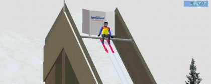 Ski Jump Deluxe 3