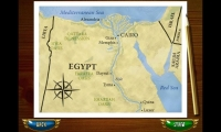 Ashley Jones and the heart of Egypt